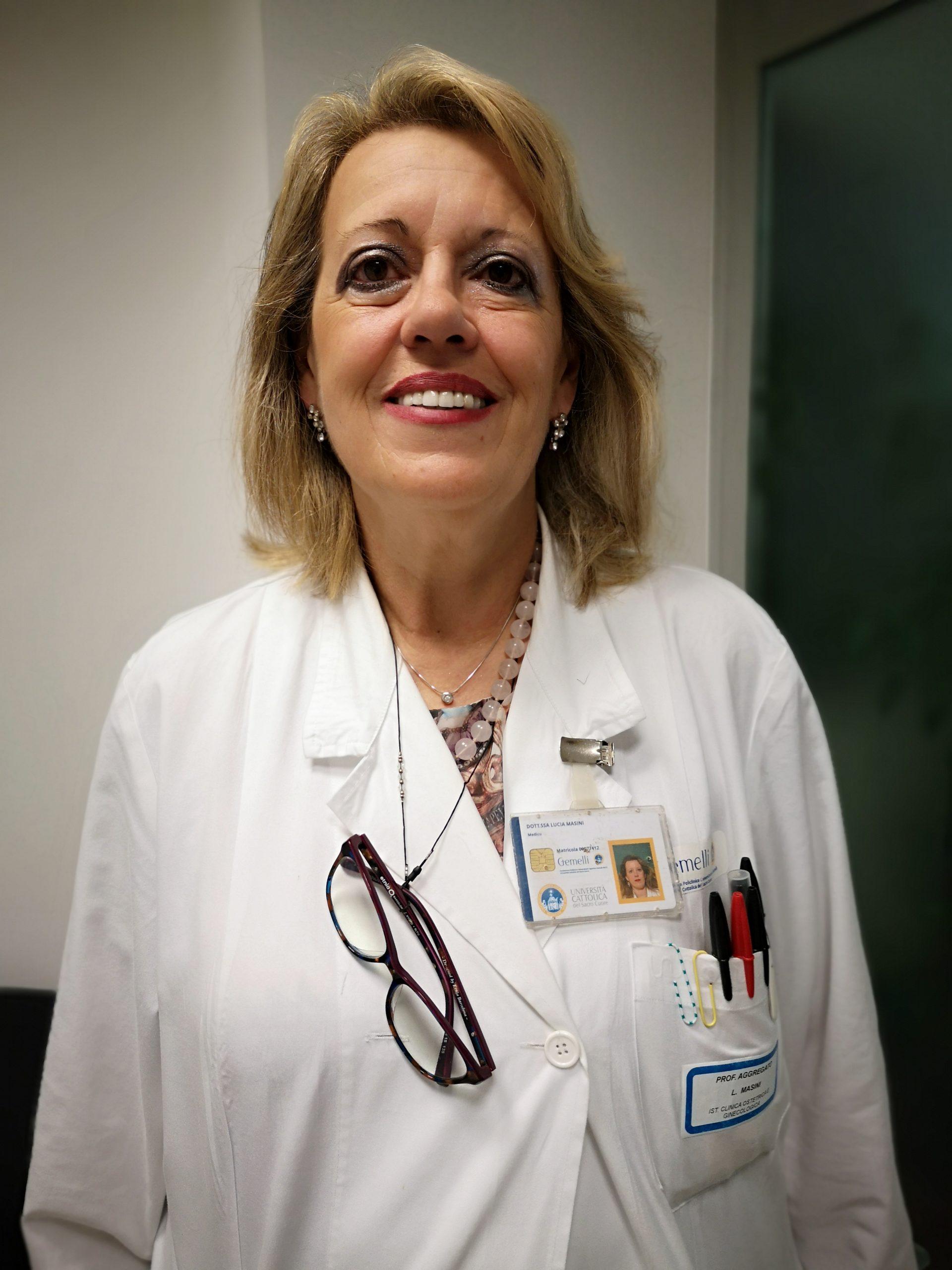 Prof.ssa LUCIA MASINI