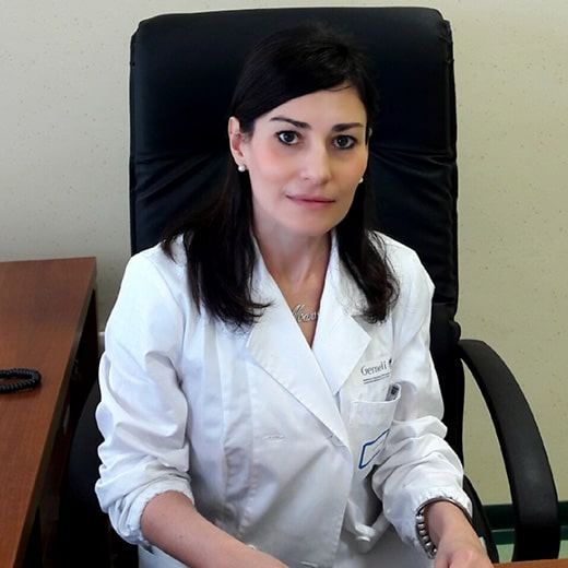 Dott.ssa ANNA MARIA SERIO