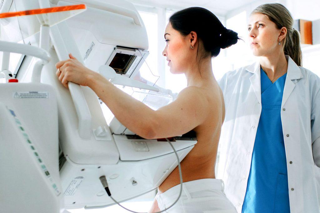 mammografia 3D