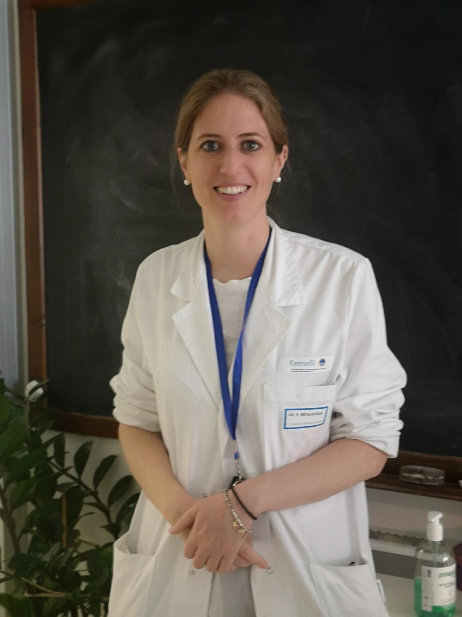 Dott.ssa ELISA BEVILACQUA