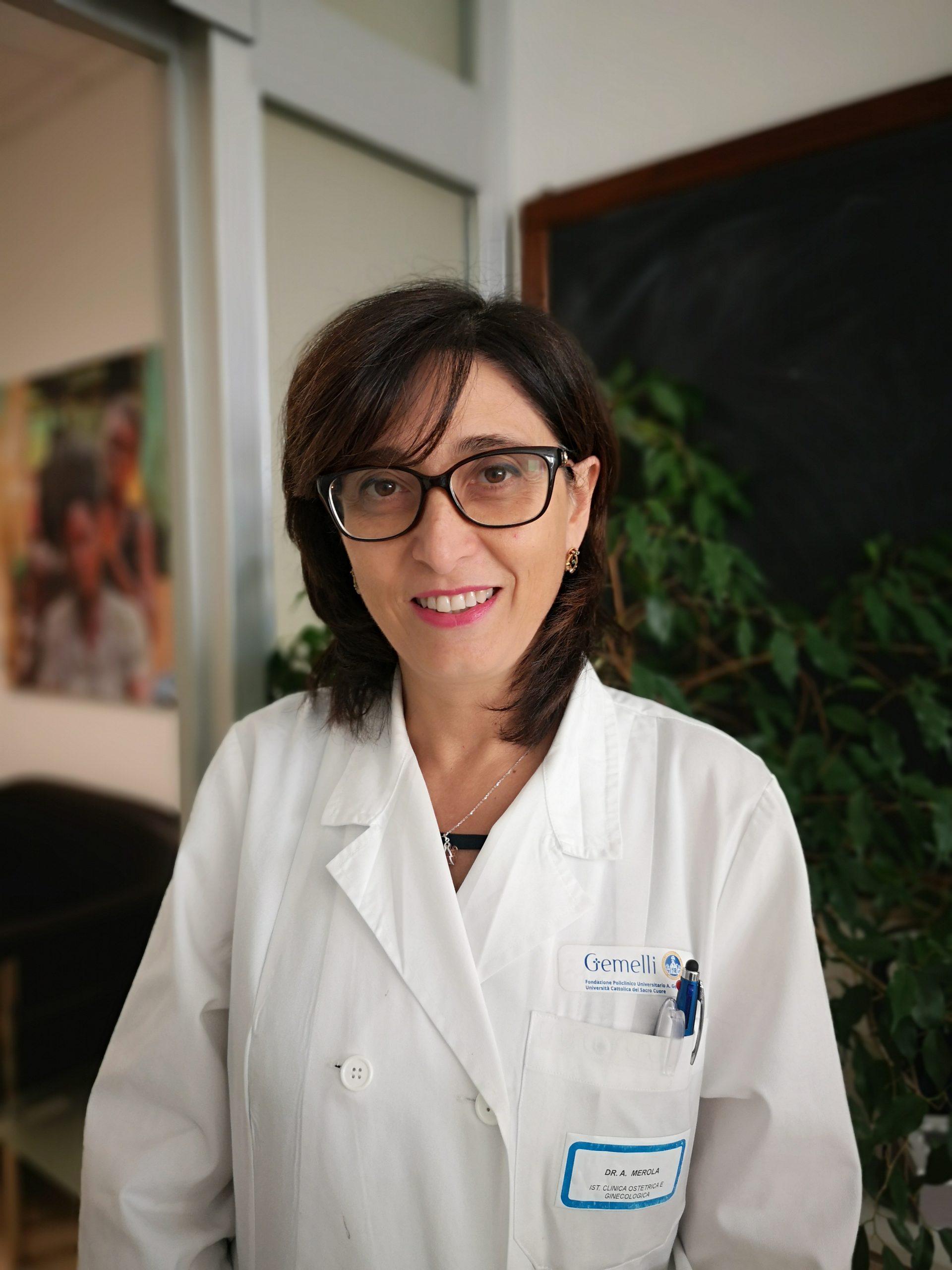 Dott.ssa ANNAMARIA MEROLA